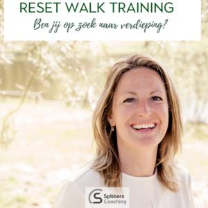 Reset walk